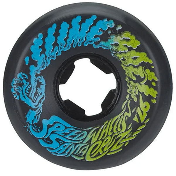 Slimeballs Vomit Mini Black 54mm
