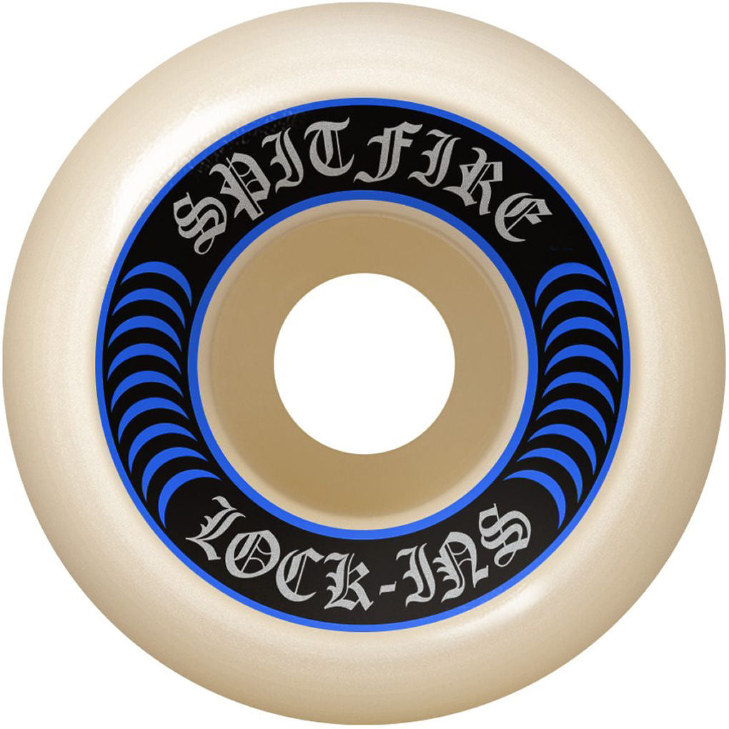 Spitfire Wheels F4 Lock-Ins 99A 53mm