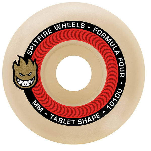 Spitfire Wheels F4 Tablets 55mm 101A