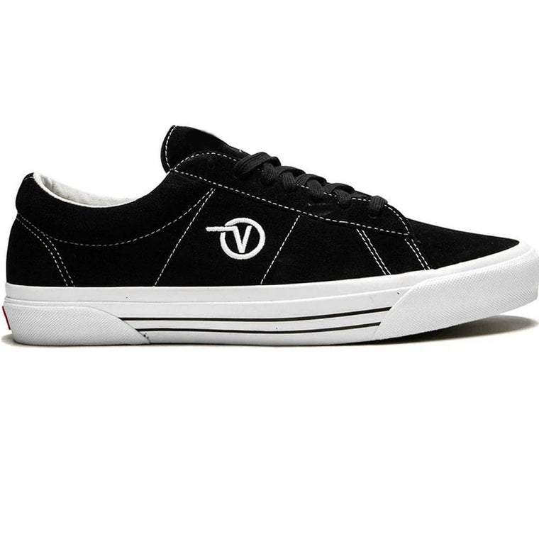 Vans Saddle Sid Pro Black White
