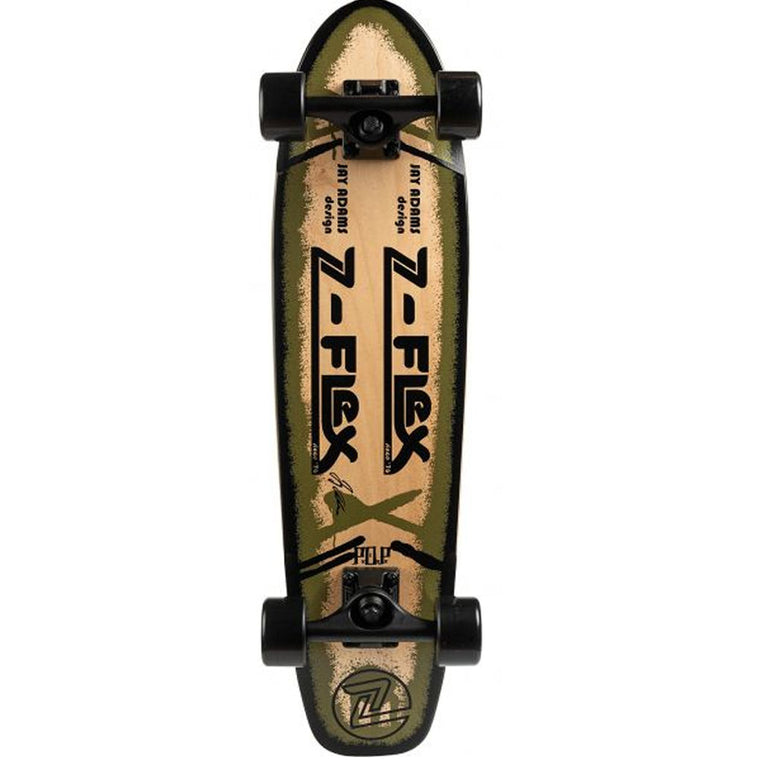 Z-Flex Adams P.O.P. Olive Cruiser 7.5