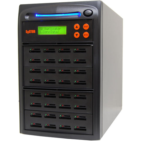1 to 31 SD / MicroSD Memory Card Drive Duplicator - (SYS31SD)
