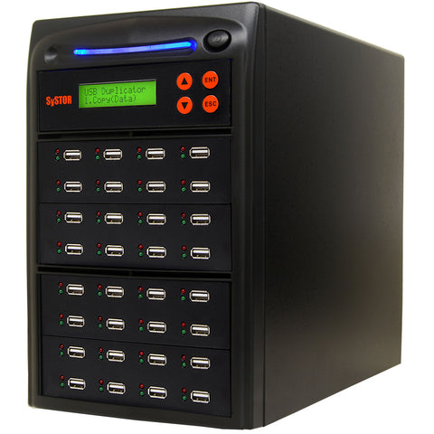 1 to 31 USB Drive Duplicator Tower  - (SYS31USB)