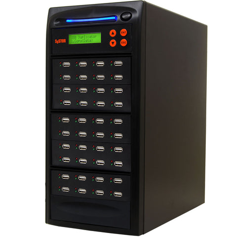 1 to 39 USB Flash Drive Duplicator  - (SYS39USB)