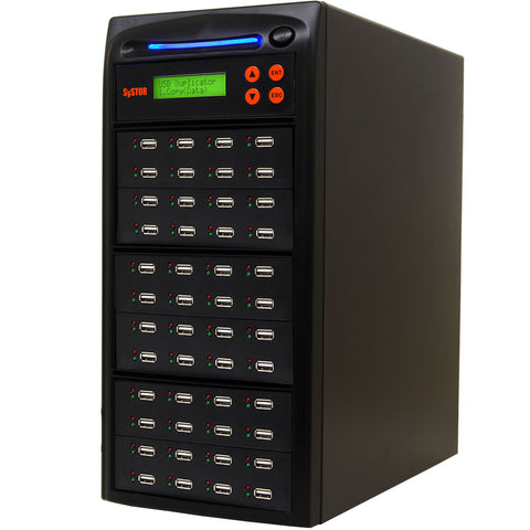 1 to 47 USB Memory Drive Duplicator Copier  - (SYS47USB)