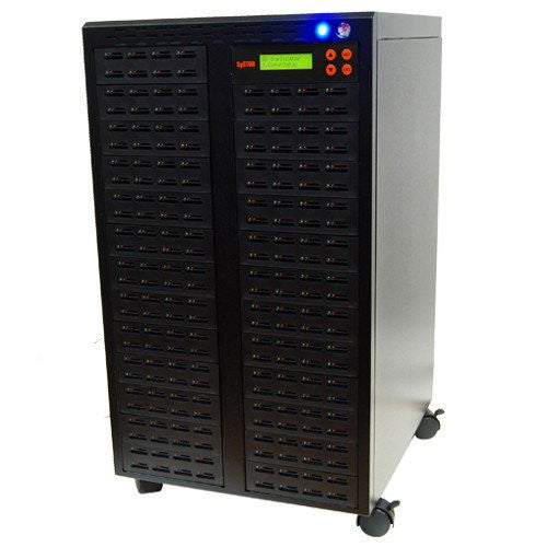 1 to 199 SD / MicroSD Memory Card Duplicator Machine - (SYS199SD)
