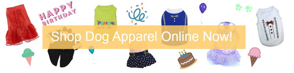 Party Dog Apparel Online