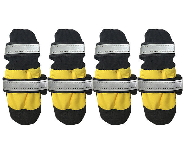 Reflective Socks - Yellow
