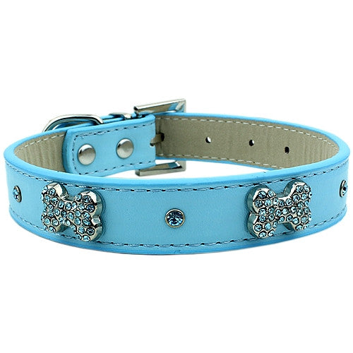 Diamante Bones Blue