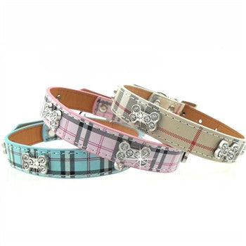 Plaid Collars