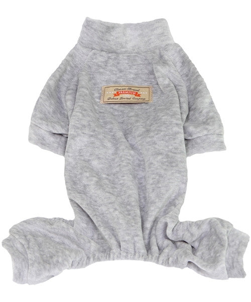 Velours PJs Gray