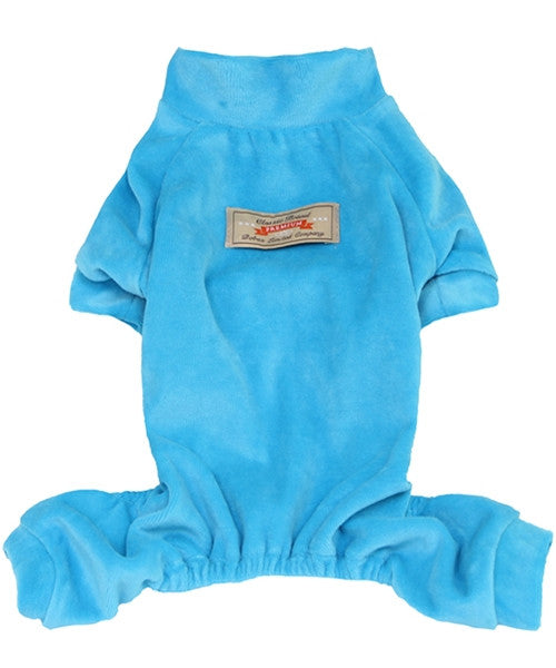Velours PJs Blue
