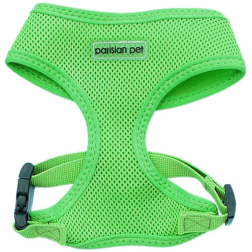 Harness - Adjustable Mesh - Neon Green