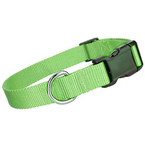 Nylon Collar - Green