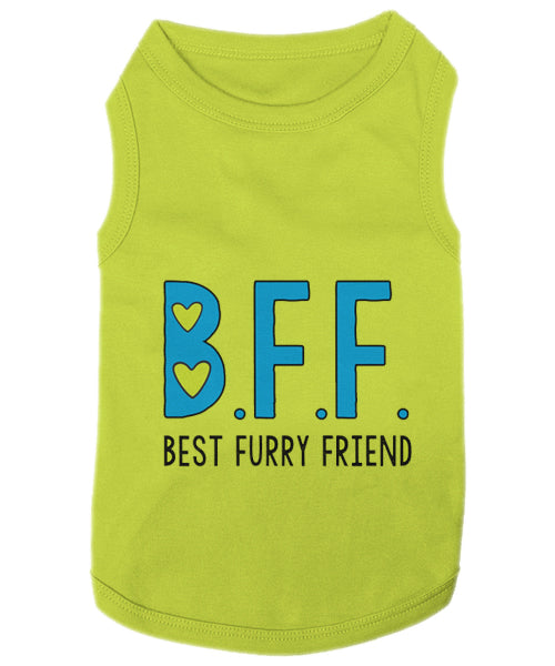 Dog Shirt - BFF - Pupaholic.com