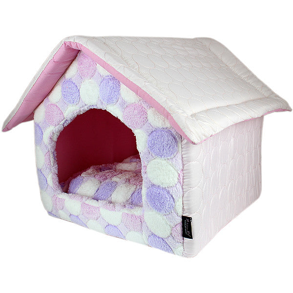 Cotton Candy House - Pink - Pupaholic.com