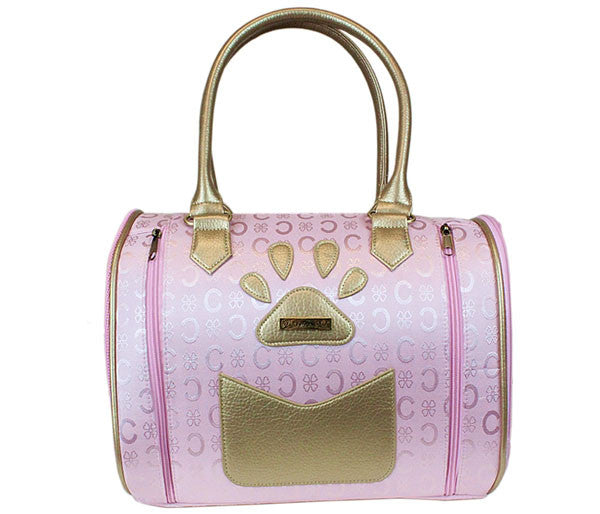 Pink Pet Carrier - La Madeleine