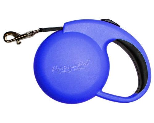 Retractable Leash S - Blue