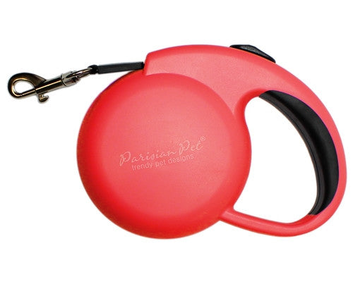 Retractable Leash S - Red