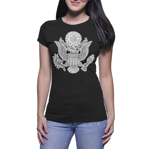 Great Seal Ladies T-Shirts