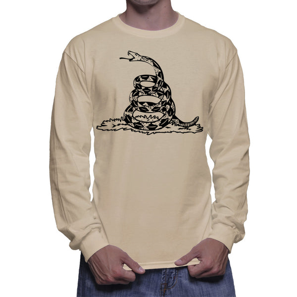 GADSDEN FLAG LONG SLEEVE - DESERT