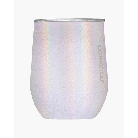 Corkcicle Stemless Wine Cup, Sparkle Magic