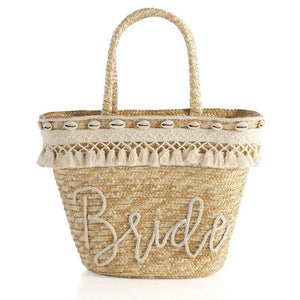 Bride Natural Tote