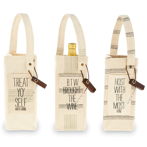 Grainsack Wine Bags