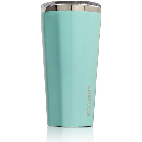 Corkcicle Tumbler, Gloss Turquoise, 2 sizes