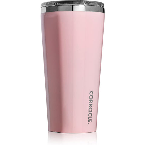 Corkcicle Tumbler, Gloss Rose, 2 sizes