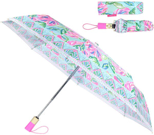Travel Umbrella, Totally Blossom