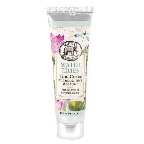 Hand Cream, Water Lilies