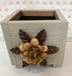 Decorative Wood Box
