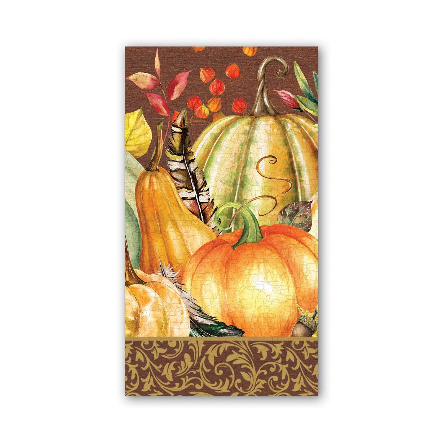 Sweet Pumpkin Hostess Napkins