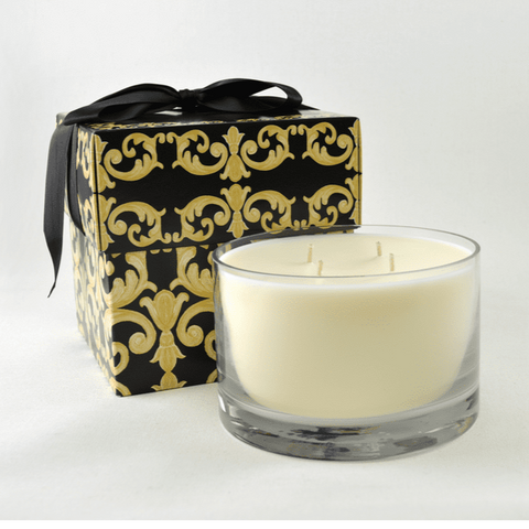 Tyler 4 Wick Gift Boxed Candle, Diva