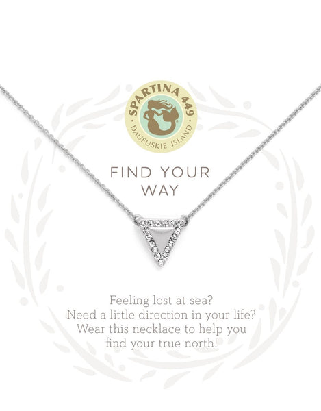 Spartina Sea La Vie Silver Necklaces, 9 Styles
