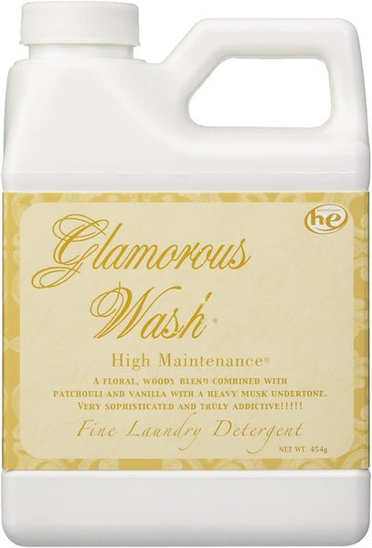 Tyler Glamorous Wash, High Maintenance, 3 sizes