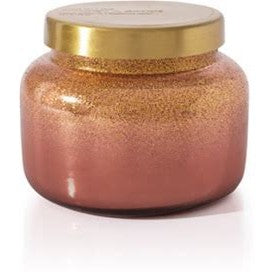 Tinsel & Spice Bronzed Berry Candles, 2 Sizes