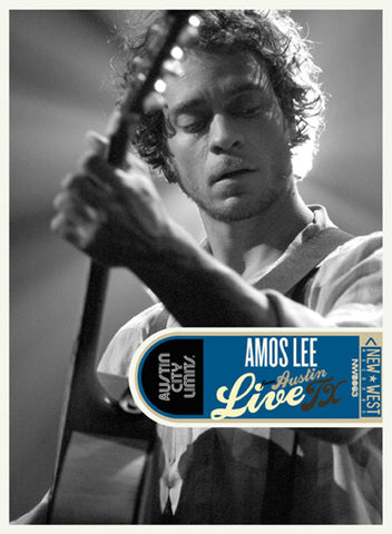Amos Lee - Live From Austin, TX [DVD]