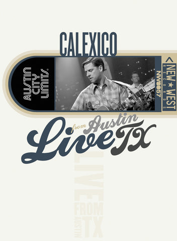 Calexico - Live From Austin, TX [DVD]