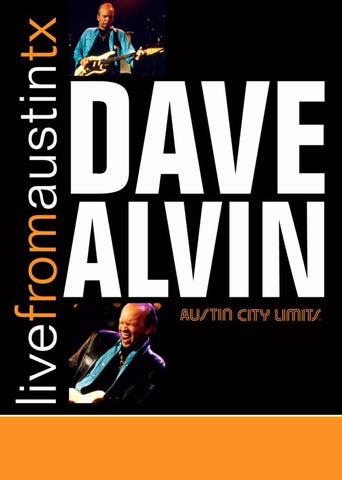 Dave Alvin - Live From Austin, TX [DVD]