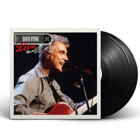 David Byrne - Live From Austin, TX [Vinyl]