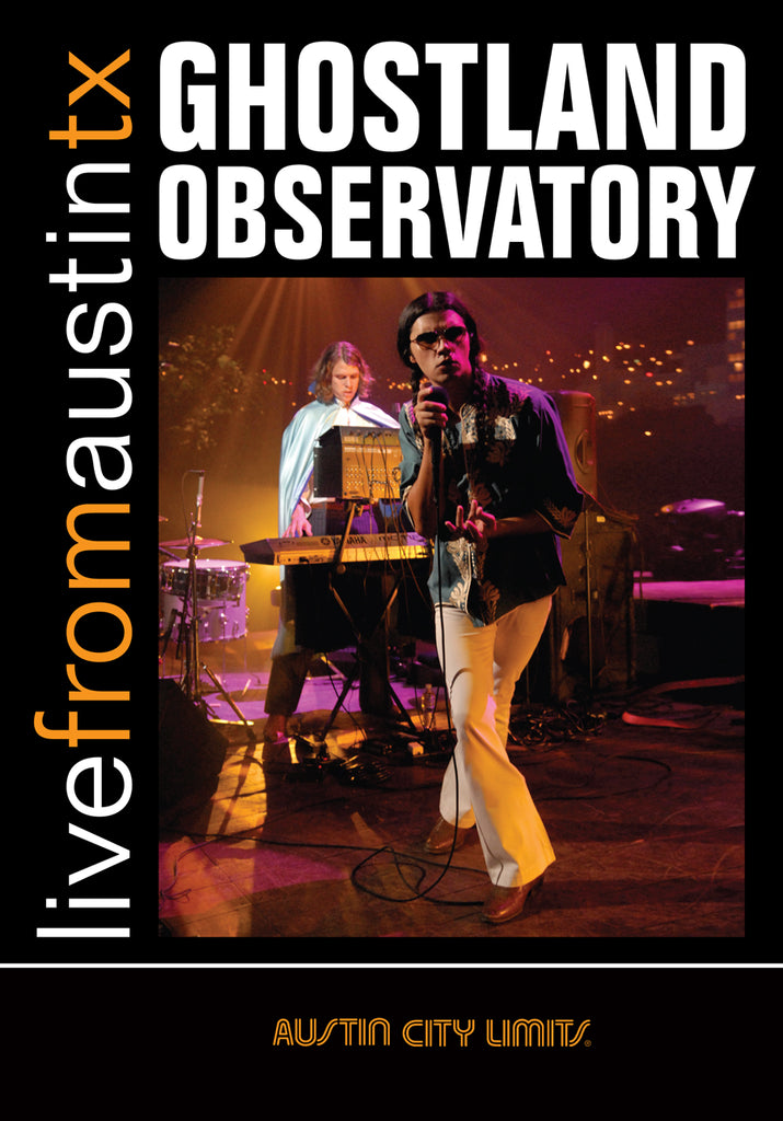 Ghostland Observatory - Live From Austin, TX [DVD]