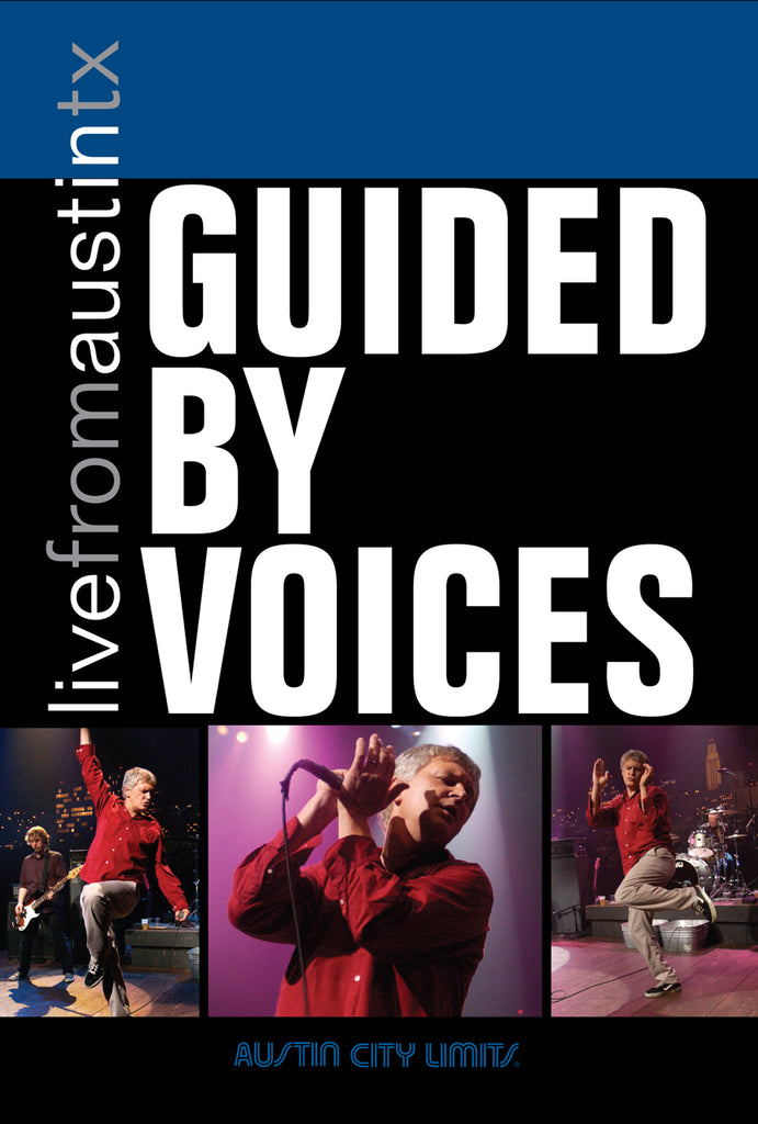 Guided By Voices - Live From Austin, TX [DVD]