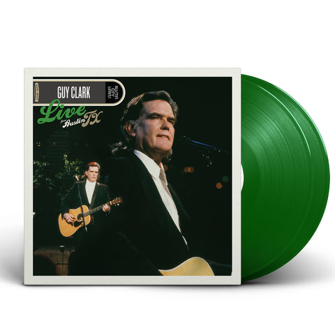 Guy Clark - Live From Austin, TX [Exclusive Green Vinyl]
