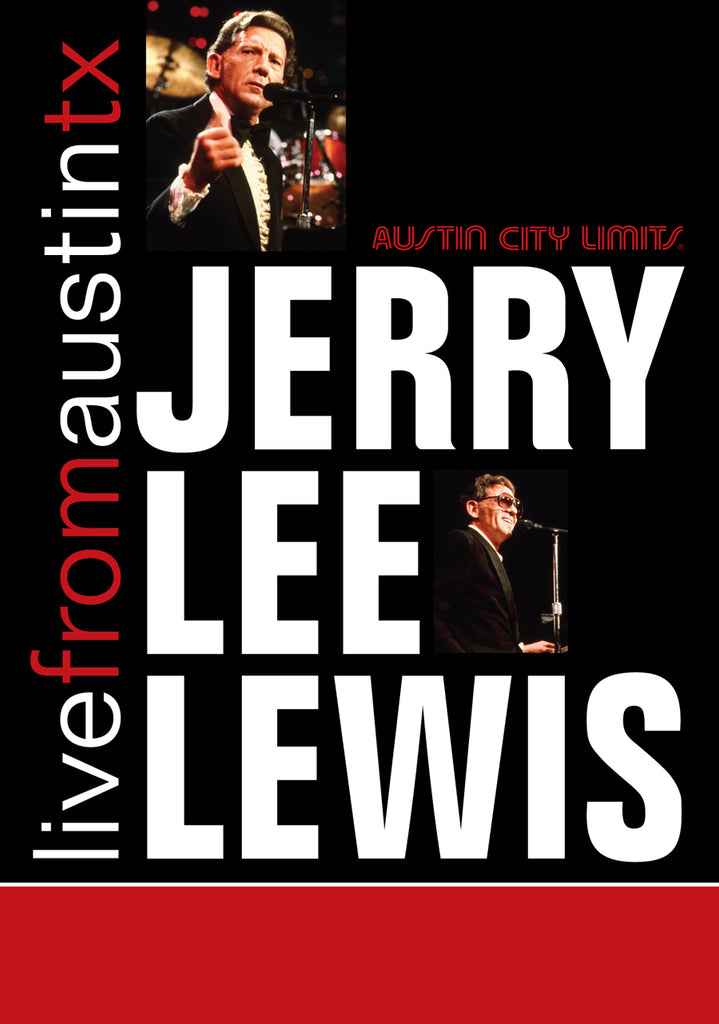 Jerry Lee Lewis - Live From Austin, TX [DVD]