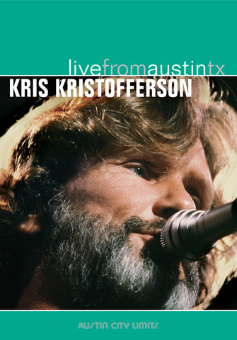 Kris Kristofferson - Live From Austin, TX [DVD]