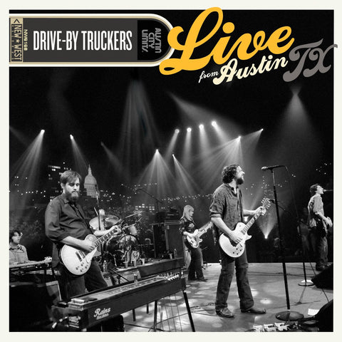 Drive-By Truckers - Live From Austin, TX [CD/DVD]