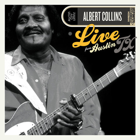 Albert Collins - Live From Austin, TX [CD/DVD]