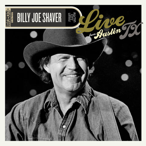 Billy Joe Shaver - Live From Austin, TX [CD/DVD]